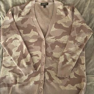 Cute Lane Bryant Camo Cardigan